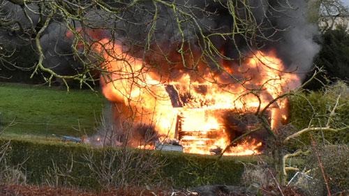 Un incendie se produit chez moi. Quid de l'assurance et de l'expertise ?