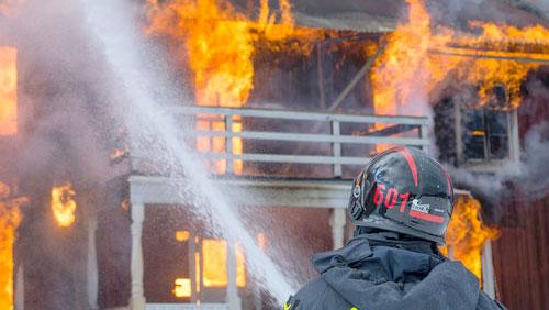 Incendie dans un squat à Charleroi