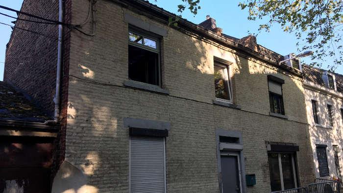 Auvelais : un incendie ravage une habitation