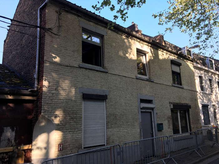 contre expert après incendie à Auvelais Belgique