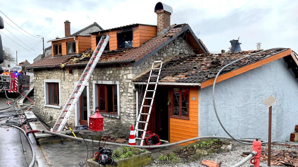 contre expert après sinistre incendie