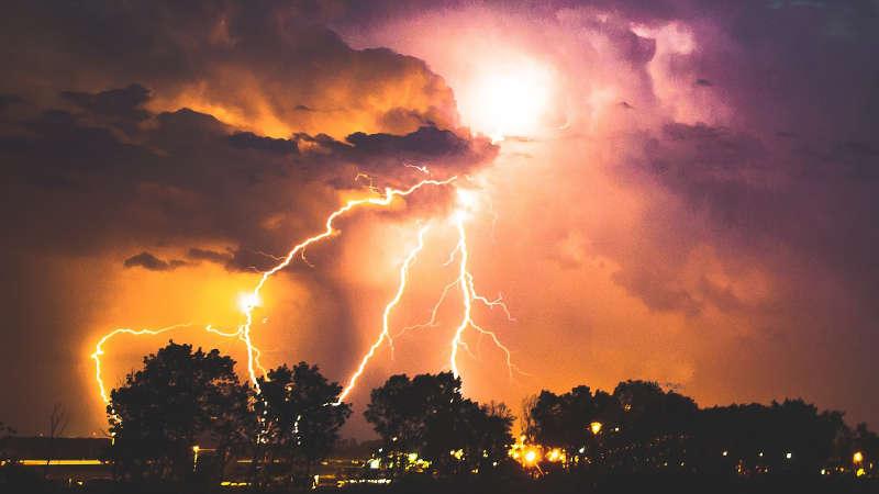 Sinistres tempête : un record en 2020 ?