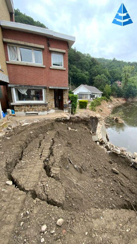 évaluation des dommages inondations Durbuy