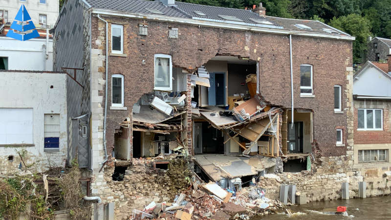 Expertiser les dommages des inondations